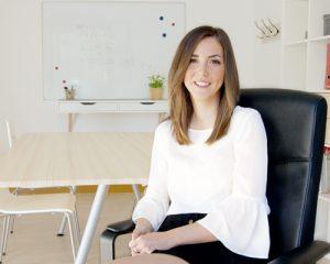 profesora de matemáticas e inglés en Academia Método en Huesca